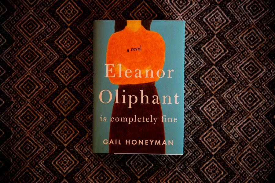 Book Review  Eleanor Oliphant is Completely Fine and The Four     Eleanor Oliphant is quiet  awkward  and damaged  She s also hilarious
