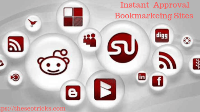 Photo of New Instant Approval Bookmarking Websites List 2019