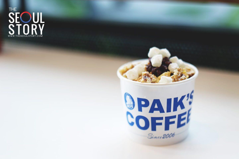 Food Review Paik S Bibim Paik S Coffee Liven Up The Korean