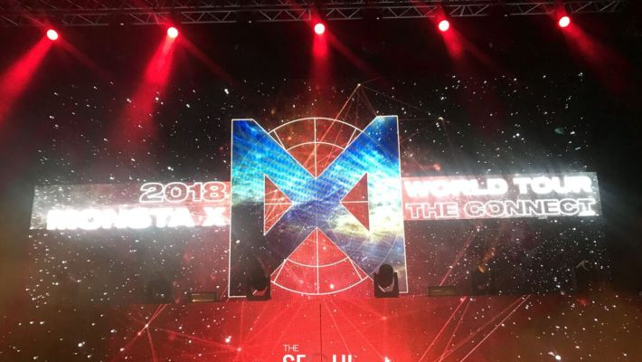 PHILIPPINES] MONSTA X Are MONBEBEs Heroes At First Asian Fan