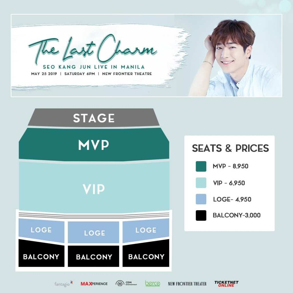 UPCOMING EVENT] The Last Charm: Seo Kang Jun Live in Manila – The