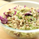 Paleo Asian Cabbage Salad The Sequined Cupcake