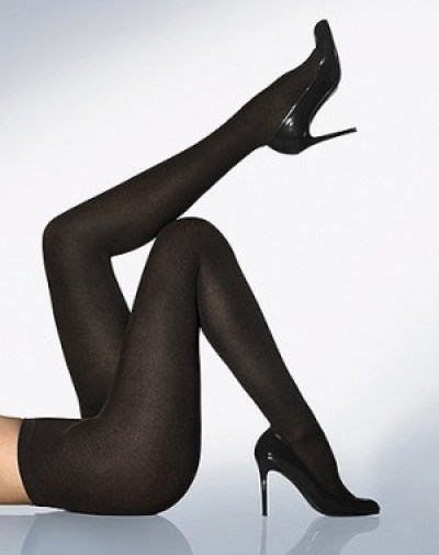 cashmere-silk-tights black