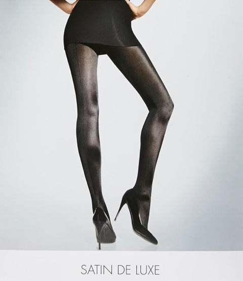 Wolford Satin de Luxe