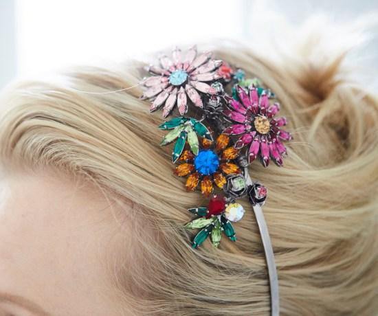 tiara spring bling