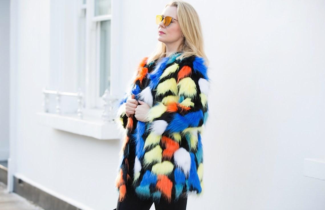 SheIn colours coat