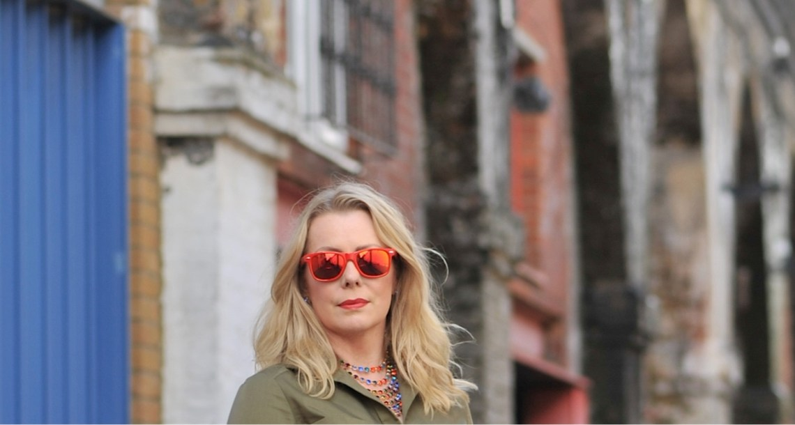 Sequinist red sunnies