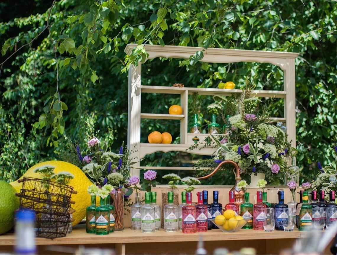 Jardin Blanc Bar