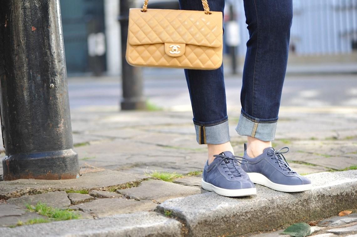 Ecco Chanel jeans