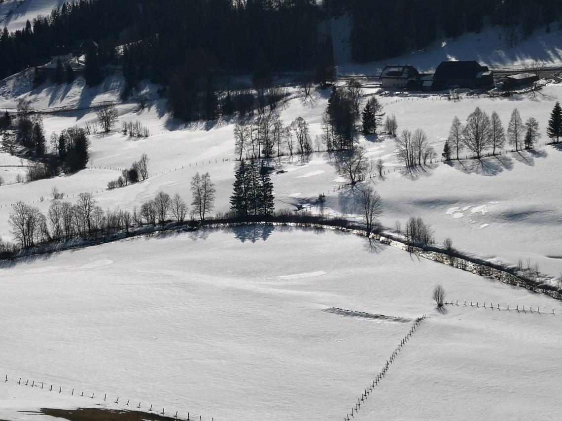 Krakau-snow