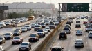 Los Angeles traffic has gotten worse as the city's economy has improved.