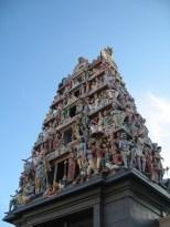 Singapore's Sri Mariamman Temple in Chinatown