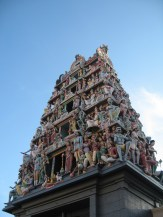 Singapore's Sri Mariamman Temple in Chinatown