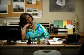 """PARKS AND RECREATION -- """"Swing Vote"""" Episode 520 -- Pictured: Retta as Donna Meagle -- (Photo by: Colleen Hayes/NBC)"""