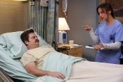 """PARKS AND RECREATION -- """"Animal Control"""" Episode 518 -- Pictured: -- (Photo by: Danny Feld/NBC)"""