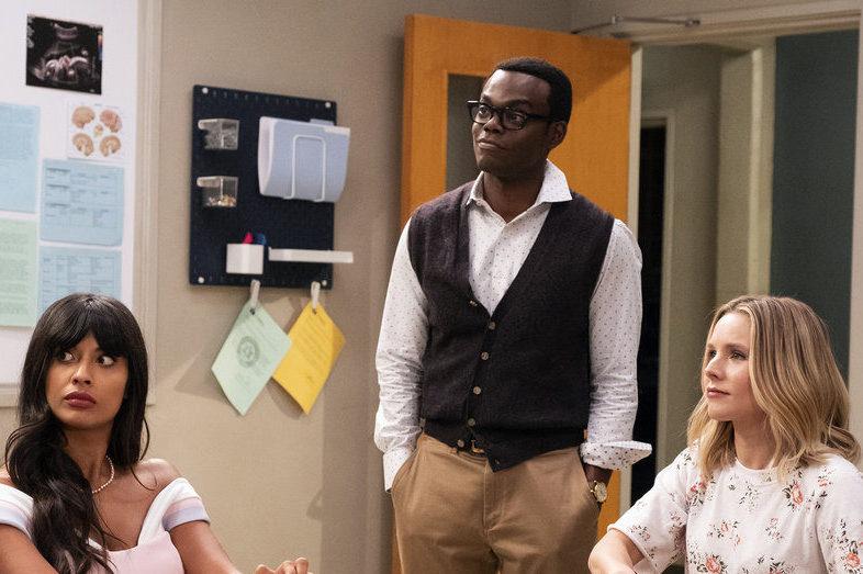 "The Good Place' Season 3 Episode 3 Recap: ""The Brainy Bunch"