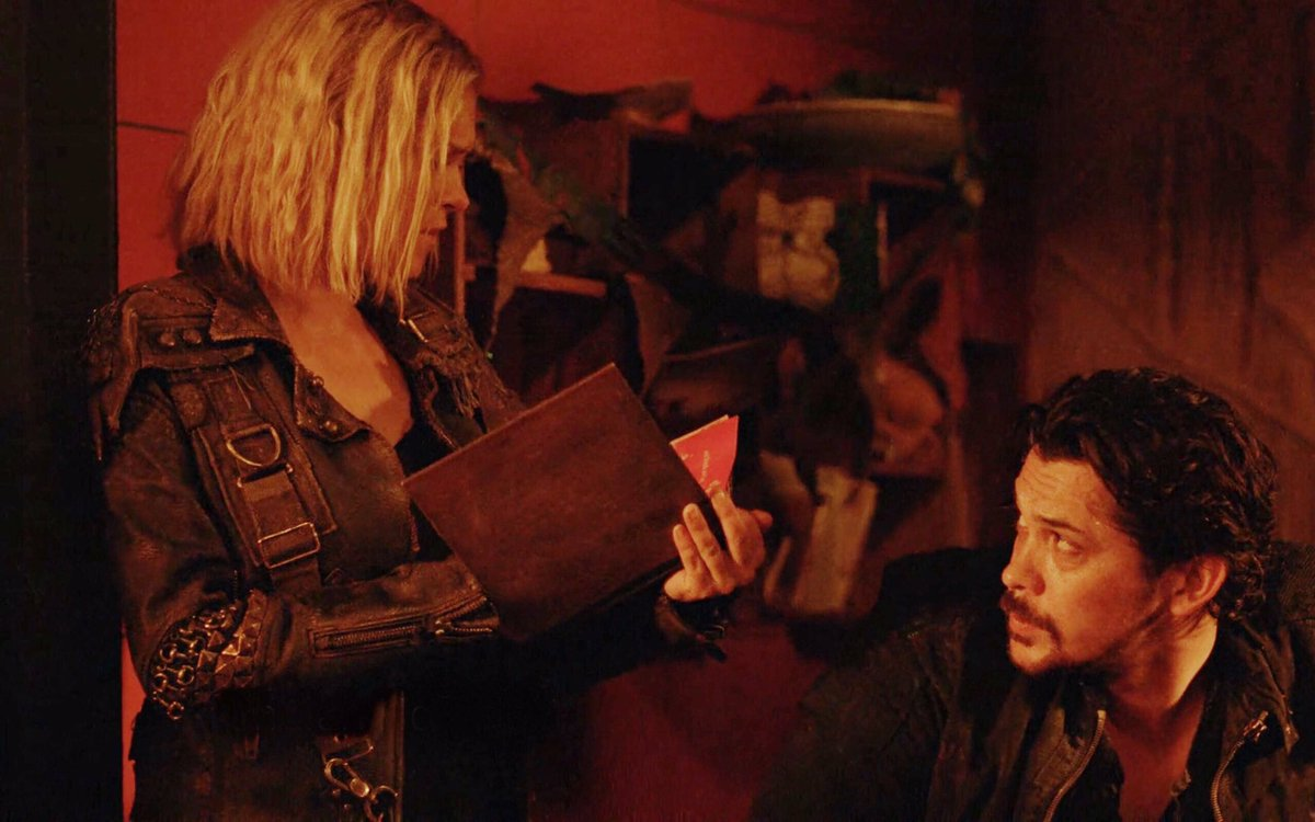 """The 100' 6×02 Review: """"Red Sun Rising"""" 