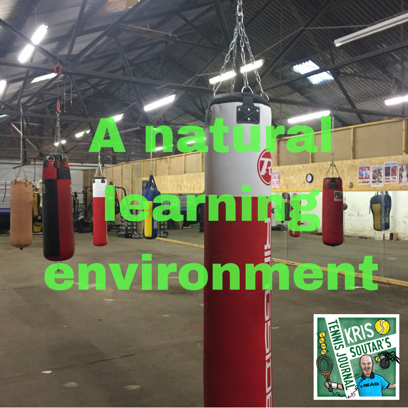 Learnings from the world of boxing