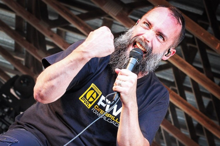 Clutch and Killswitch Engage Take on Earth Rocker Festival