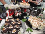 Cupcakes at Old Biscuit MIll