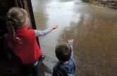 Shedfest 2013 rain