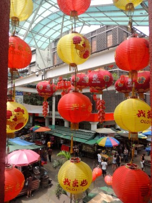 Jalan Petaling Market