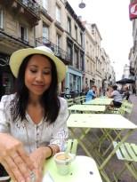 Espresso in Bordeaux