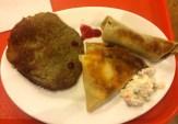 Pancakes at Šefpavārs Vilhelms, Old Town, Riga