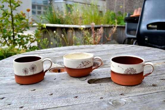 Wendy Calder Ceramic Coffee Cups
