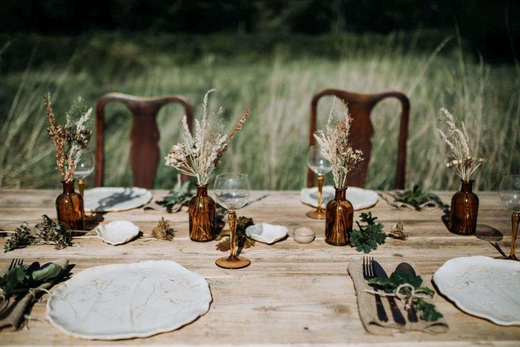 Julie Reilly ceramics table shot