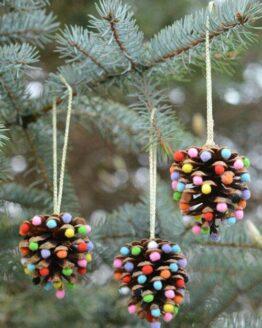 Pinecone Decorations