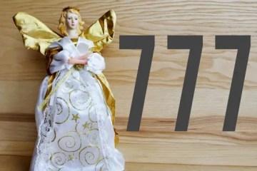 Angel Numbers 777