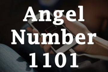 angel number 1101 meaning