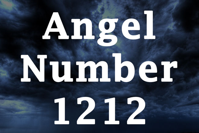 Angel number 1212 - The Seventh Angel Book