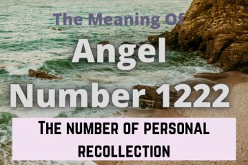 angel number 1222 meaning