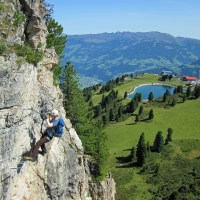 Small and Perfectly Formed - the Klettersteig Knorren