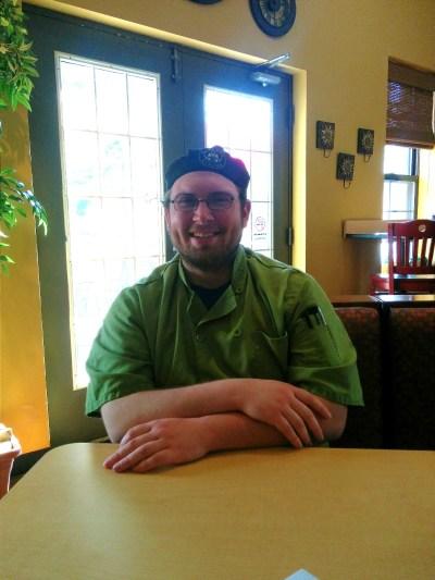 Austin Swann, McClurg employee