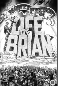 Life of Brian at the SUT
