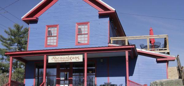 Shenanigans restaurant