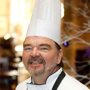 Chef Rick at work