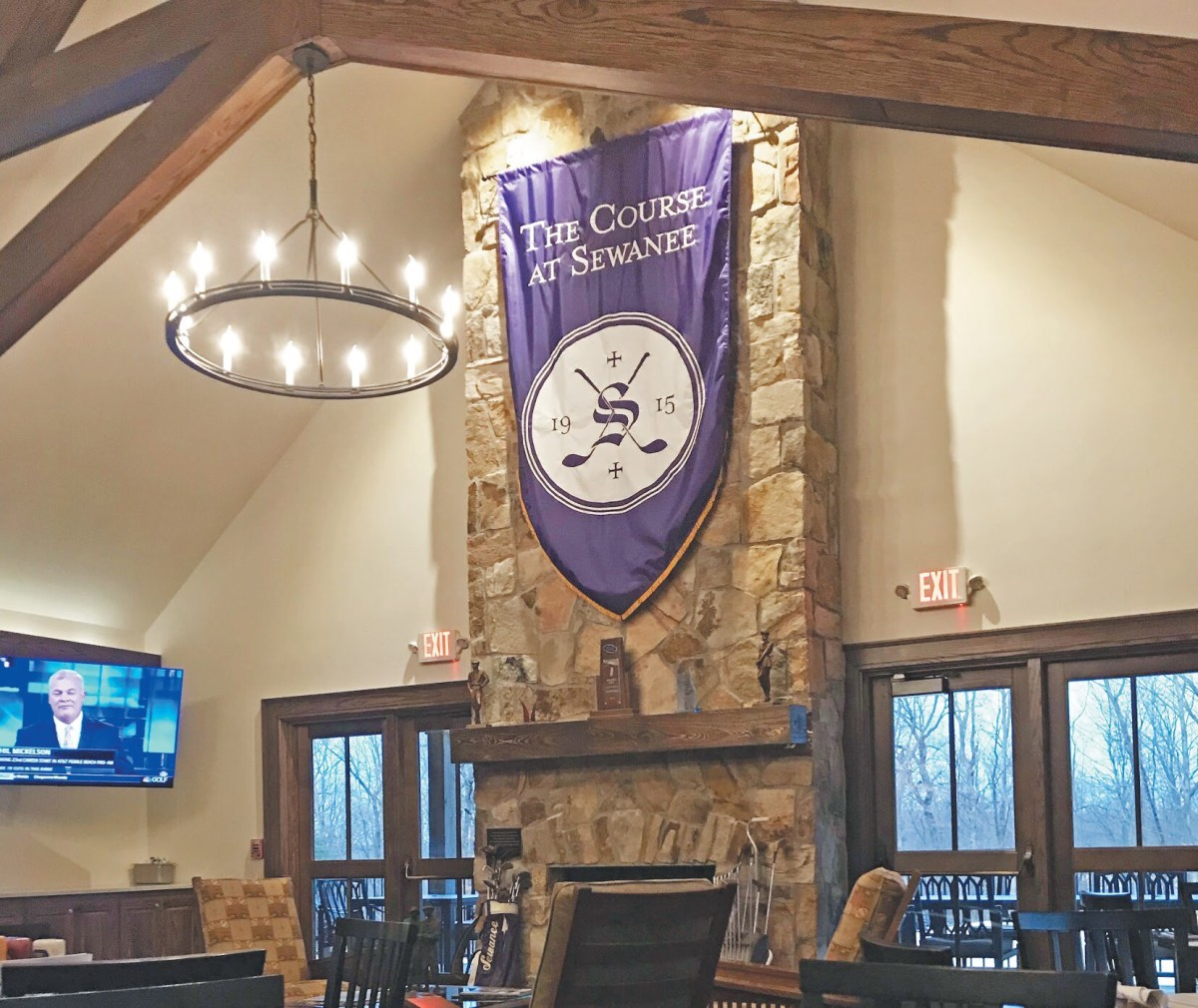 Sewanee's latest dining experience offers gourmet selections only a spell away from central campus