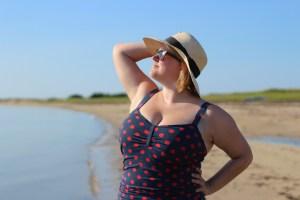 Jenny Cashmerette Swim Suit