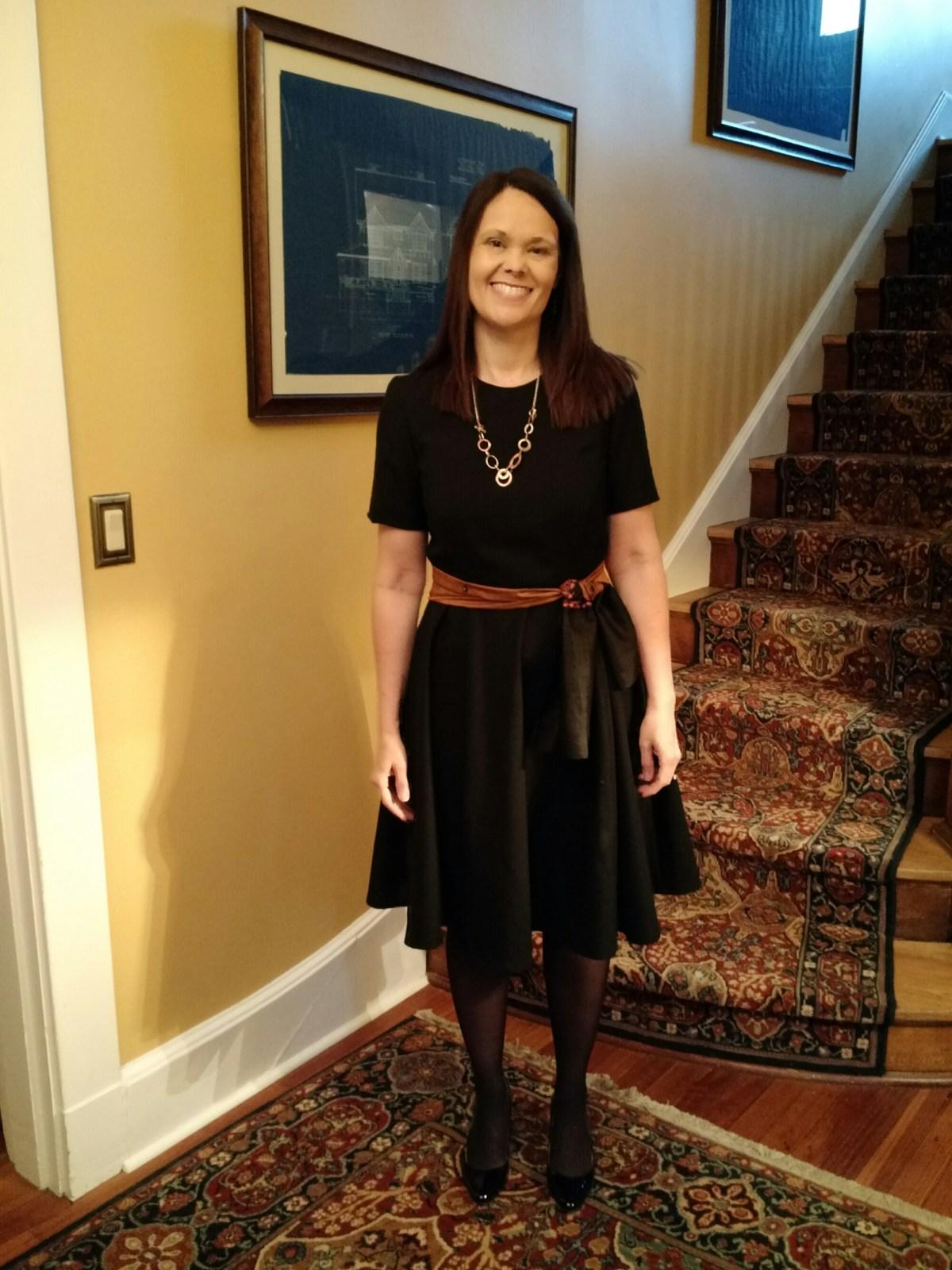 McCalls dress