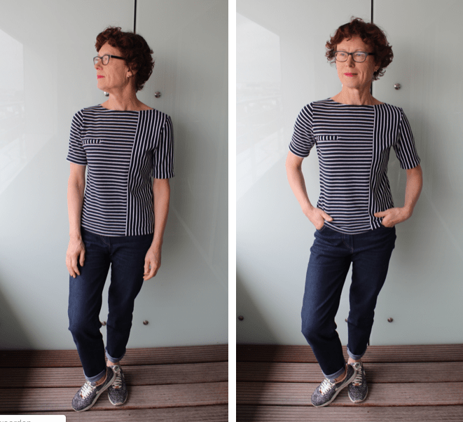 refashion using JLH Gable Top