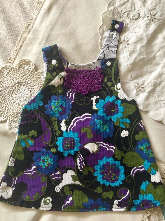 Handmade, dresses, vintage, retro
