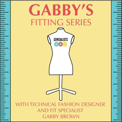 GABBYS FITTING SERIES graphic