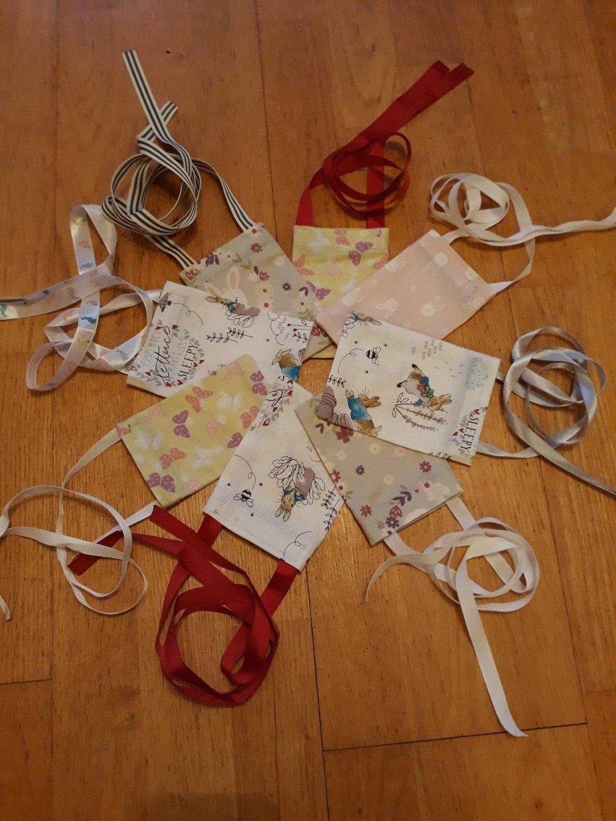 Circle of wiggle bags