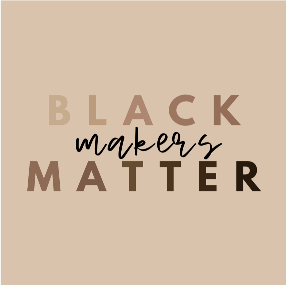 Black Makers Matter logo