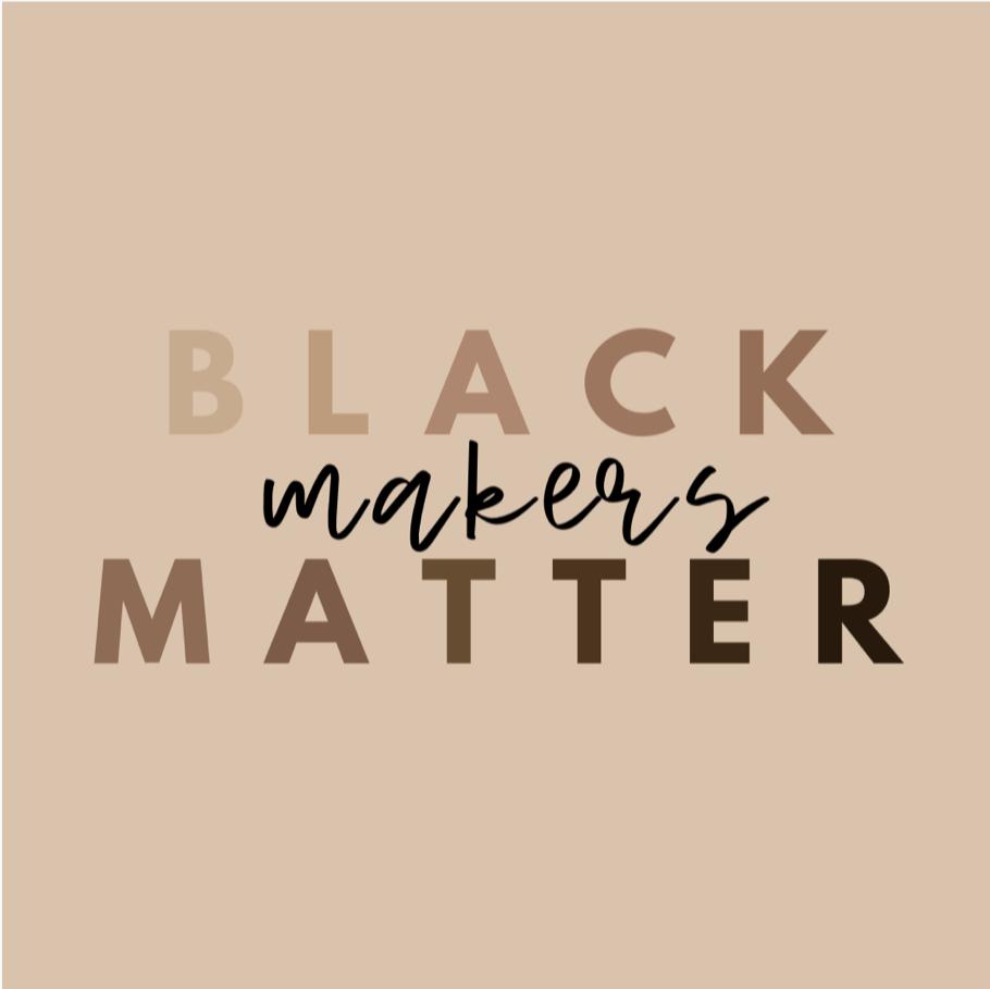 Black Makers Matter logo