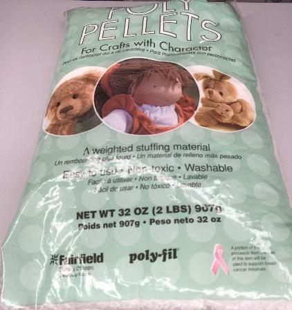Bag of Poly Pellets